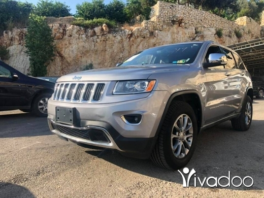 Jeep in Port of Beirut - Cherokee 2014