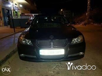BMW in Tripoli - E90 328i model 2008 farsh aswad ndif bala sheshe w seyara ndife