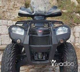 Other in Tripoli - New Offer Atv Kymco (By Yamaha ) Super Clean Like New Model 2017 Odometer : 750Miles Only