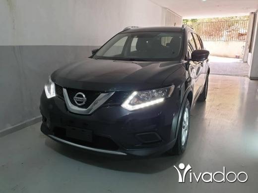 Nissan in Port of Beirut - Nissan Xtrail / Rogue 2016 Bala Jomrok