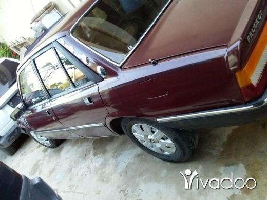 Peugeot in Laboueh - ﺑﻴﺠﻮ 505