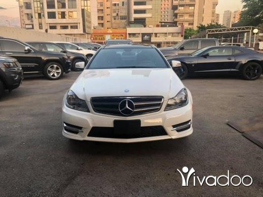 Mercedes-Benz in Beirut City - mercedes c250 2014 like neww