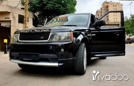 Land Rover in Haret Hreik - Range rover HSE 2010 supercharged
