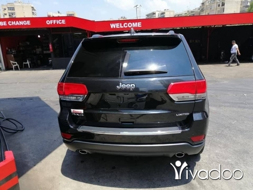 Jeep in Beirut City - Jeep limited