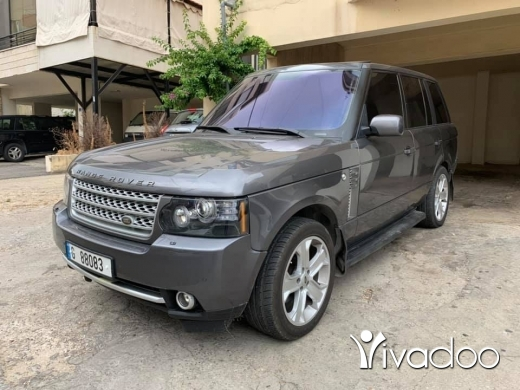 Land Rover in Beirut City - Range Rover Vogue 2003 Source Company