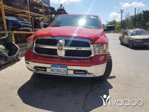 Dodge in Kfar Yachit - Dodge ram hemi 1500