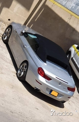 BMW in Port of Beirut - Bmw 650 v8 twin turbo 5.0 fully loaded hot price