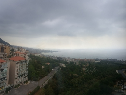 Apartments in Jounieh - Apartments for sale sahel alma 185m sea view