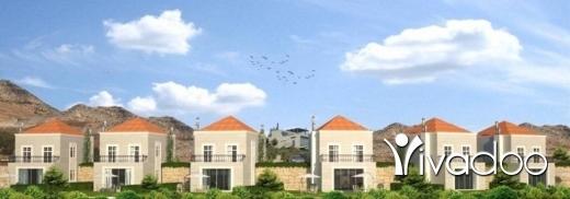 Apartments in Laqlouq - مشروع فلل صيفي و شتوي في اللقلوق