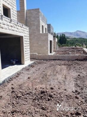 Villas in Laqlouq - مشروع فلل صيفي و شتوي في اللقلوق