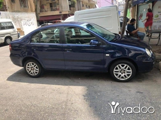 Volkswagen in Beirut City - Golf polo 2005 automatic