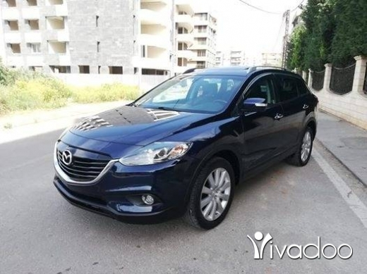 Mazda in Beirut City - For sale Mazda cx9 look 2015 modell 2009 ajnabi full option 4×4