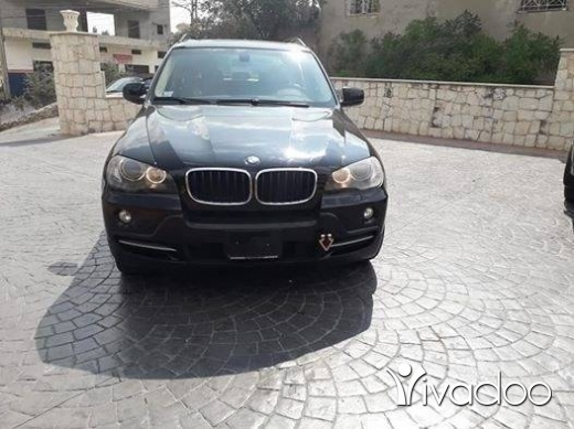 Jeep in Maghdoucheh - X5 2008