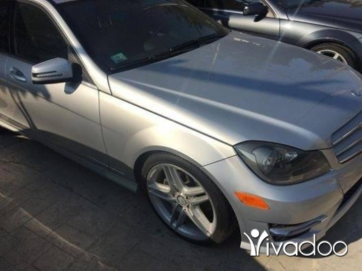 Mercedes-Benz in Beirut City - Mercedes C300 Model 2012 with CAMERA - Very CLean CAR - السعر مغري جداً