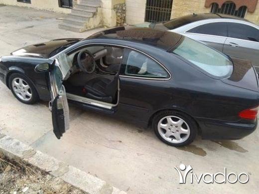 Mercedes-Benz in Tripoli - Clk 200 model 2000 4 colander kelchi fiya mni7 3al fa7es seller or trade 70324394