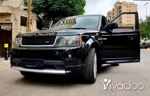 Land Rover in Beirut City - Range rover HSE 2010