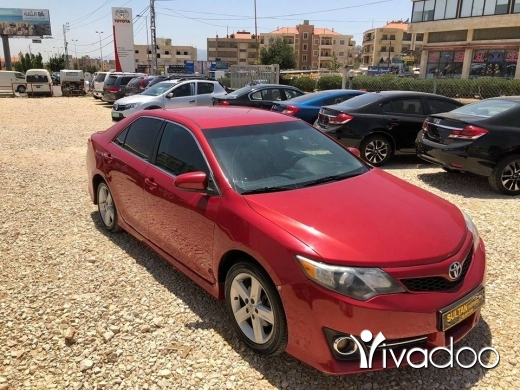 Toyota in Zahleh - Toyota camry se 2012