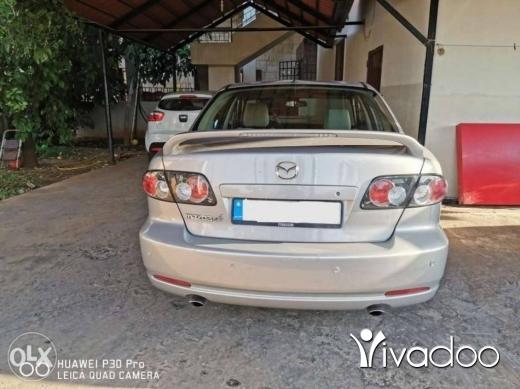 Mazda in Achrafieh - Mazda 6 2008