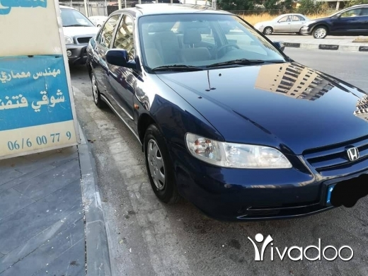 Honda in Tripoli - Honda Accord 202