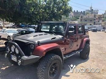 Jeep in Tripoli - jeep wrengler 2007 trd mfawal