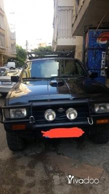 Nissan in Baalback - jip nissan