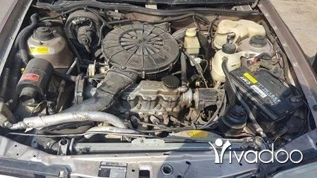 Daewoo in Tripoli - سيارة دايو ريسر 93