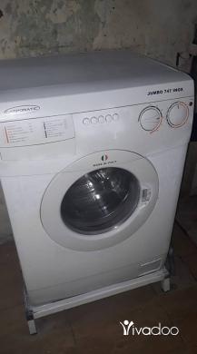 Washing Machines in Port of Beirut - من بعد اذن الادمن غسالة كومبيمتك الايطالي