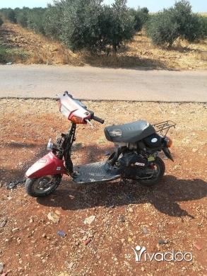 Bashan in Tripoli - motorcycle