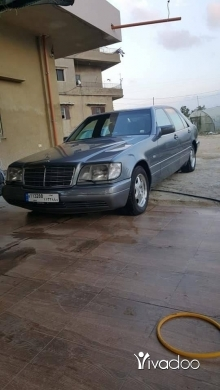 Mercedes-Benz in Beirut City - chaba7 300 se 1992