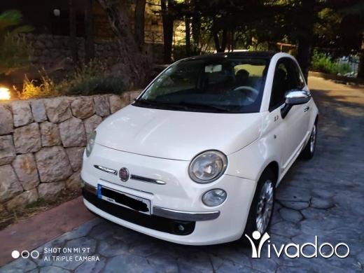Fiat in Ashkout - فيات ٥٠٠ فول ٢٠٠٩