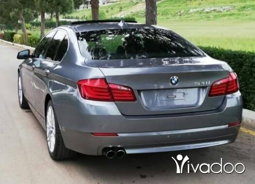 BMW in Nabatyeh - Bmw 528 4cylinder twin turbo 2012