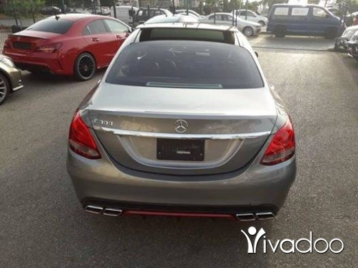 Mercedes-Benz in Beirut City - MERCDES C 300 2015 LOOK AMG
