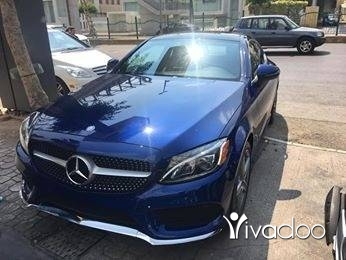 Mercedes-Benz in Beirut City - MERCDES C 250 2017