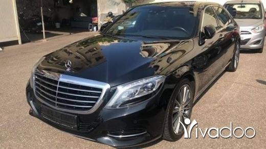Mercedes-Benz in Beirut City - MERCDES S 400 2014 L