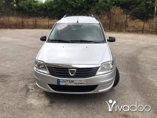 Dacia in Port of Beirut - LOGAN DACIA