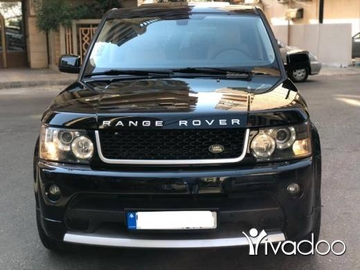 Rover in Tripoli - رنج روفور سبور موديل ٢٠٠٨ لوك ٢٠١٢ كلين كار