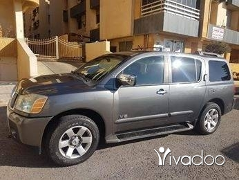 Nissan in Beirut City - Armada 2005