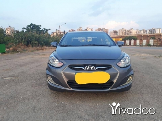 Hyundai in Beirut City - Hyundai accent