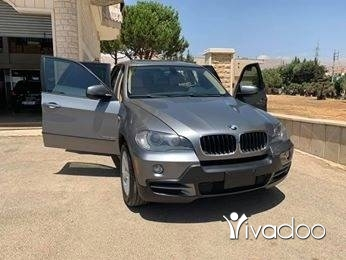 BMW in Zahleh - Bmw x5 clean car fax 2010