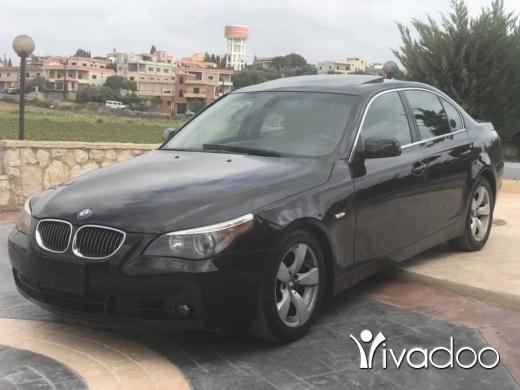 BMW in Beirut City - BMW 525 - model 2006