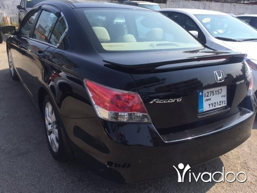 Honda in Beirut City - Atwi auto zefta accord Ex 2009