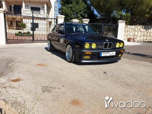 BMW in Beirut City - bmw e30 325 model 87 super ndife