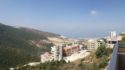 Apartments in Jbeil - Apartment For Sale in Hboub Overlooking The Sea