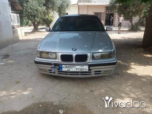 BMW in Akkar el-Atika - BWM M3