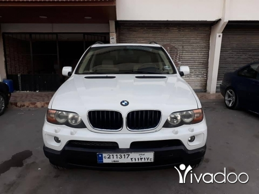 BMW in Sour - X5 model 2004 3.0