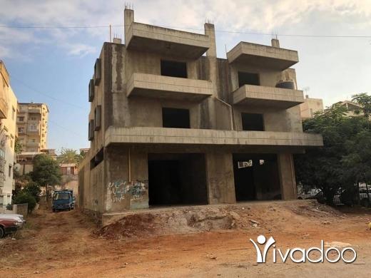 Apartments in Ras-Meska - بنايه للبيع راس مسقا الكوره خلف سوبر ماركت نعوم