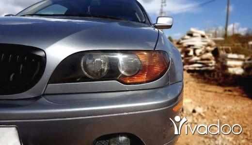 BMW in Nabatyeh - BMW 325ci - 2004