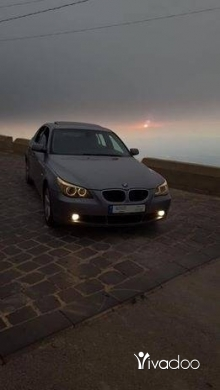 BMW in Tripoli - BMW 525 2007