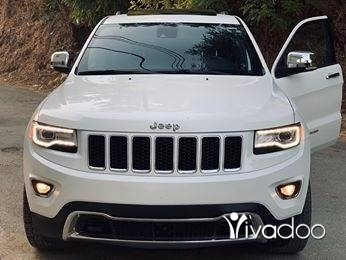 Jeep in Ajad Ebrine - Grand Cherokee limited mod 2014 low mileage 69.000 miles