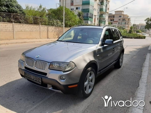 BMW in Port of Beirut - X3 2007 4X4